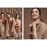 B. FEMINA 60th Anniv Cover Feature Image with BORDER
